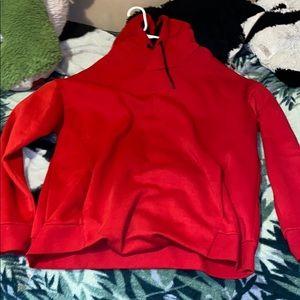 H&M - XL Red Hoodie
